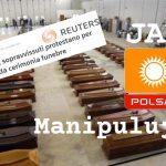 Polsat robi z Polaków idiotów! Manipulują Wami! Relacja naocznego świadka z Anglii.