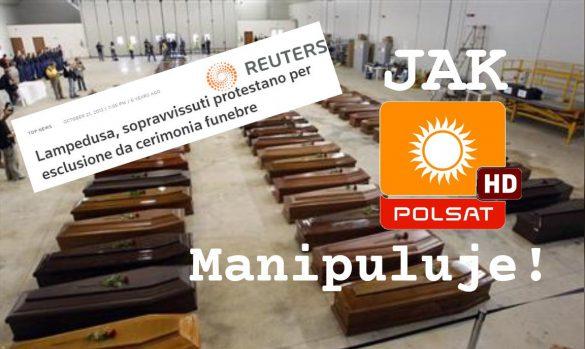 Polsat robi z Polaków idiotów! Manipulują Wami!