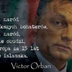 Uchodźcy to Unijny plan zniszczenia Europejskich narodów według Viktora Orbana [WIDEO]