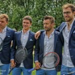 Szczecin| Puchar Davisa Polska – Ukraina | Konferencja prasowa