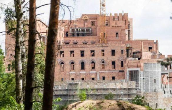 Kontrola kontrowersyjnej budowy